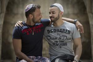 Fabien & Adil in Jerusalem