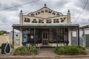 The bakery in Willaura