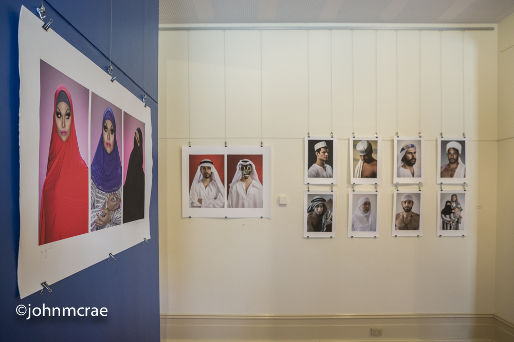Exhibition Stand Art : Pauline verrinder textile artist fibrefusion