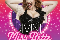 Cath Alcorn as Miss Divine - Promotional poster shot