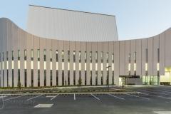 Coliseum, Western Sydney - Hansen Yuncken/Cox Architects.