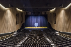 Coliseum, Western Sydney - Hansen Yuncken/Cox Architects - View of main curtain