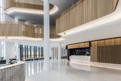 Coliseum, Western Sydney - Hansen Yuncken/Cox Architects