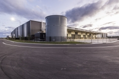 Warehouse, Moorebank for Hansen Yuncken