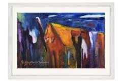 Cottage, (Circa 1990)