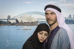 Elle & Baptiste, Sydney 2015