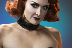 "Promotional shot of Chelsea Gibb for ""Cabaret The Musical"""