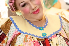 Trevor Ashely as Edna Turnbull,  The Musical Hairspray