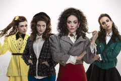 "Poster shot for the musical, ""Heathers"""